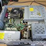 NECパソコン 停電後起動できなくなった