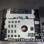 SONY PCG-11211N ハードディスク交換修理