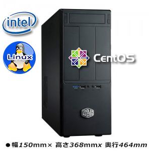 Linux搭載パソコン_CentOS7搭載