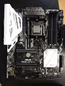 自作パソコン、ゲーミングPC修理