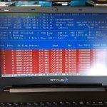 ノートパソコン修理 ブルー画面で起動しない