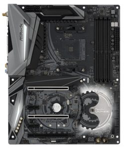 ASRock製マザーボードBIOS更新失敗によるBIOS修復!!